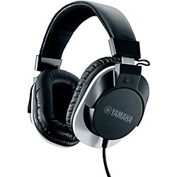 Yamaha HPH-MT120 High Fidelity Studio Monitor Headphones (HPH-MT120BL)