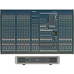 Yamaha IM8-24 Mixing Console with Power Supply (KIT - 502329 Restock)