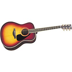 Yamaha L Series LL6 Dreadnought Acoustic Guitar (LL6SB)