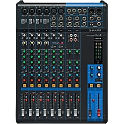 Yamaha MG12 12-Channel Mixer with Effects (MG12)