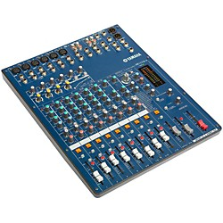 Yamaha MG124CX 12-Input Stereo Mixer with Compression and Effects (MG124CX USED)