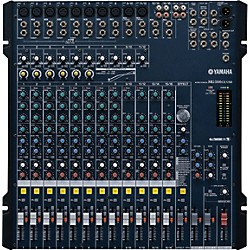Yamaha MG166CX-USB 16-Channel USB Mixer With Compression and Effects (MG166CXUSB USED)
