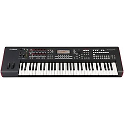 Yamaha MOXF6 61-Key Semi-Weighted Synth (MOXF6)