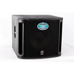 "Yamaha MSR800W 15"" Powered Subwoofer (USED006027 MSR800W)"