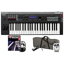 Yamaha MX49 Synth Package (YAM49KIT1)