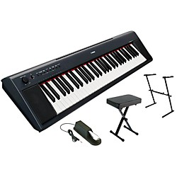 Yamaha NP11AD Stand, Bench, Pedal Package (NP11AD Pedal Pkg)