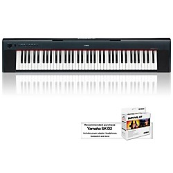 Yamaha NP31 76-Key Mid-Level Piaggero Ultra-Portable Digital Piano (NP31)