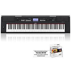Yamaha NPV60 76-Key Mid-Level Piaggero Ultra-Portable Digital Piano (NPV60)
