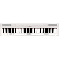 Yamaha P-105 88-Key Digital Piano (P105WH)