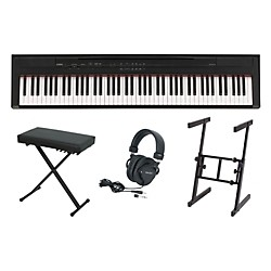 Yamaha P-105 Keyboard Package 2 (YAMP105BKP2)