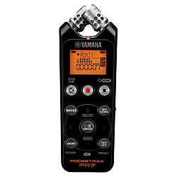 Yamaha POCKETRAK PR7 2GB Portable Recorder (USED004000 PR7)