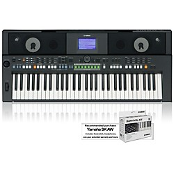 Yamaha PSR-S650 61-Key Arranger Workstation (PSRS650)
