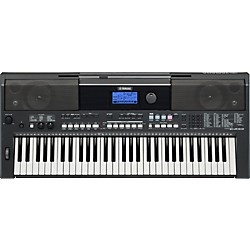 Yamaha PSRE433 61 Key Portable Keyboard (PSRE433)