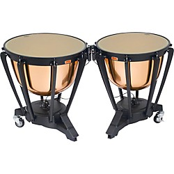 "Yamaha Polished Copper Symphonic Timpani Set  26"" & 29"" w/Covers (KIT785891)"