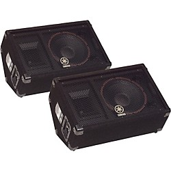 "Yamaha SM10V 2-WAY 10"" CLUB SERIES MONITOR PAIR (KIT773241)"
