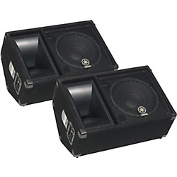 "Yamaha SM12V 2-Way 12"" Club Series Monitor Pair (KIT773225)"