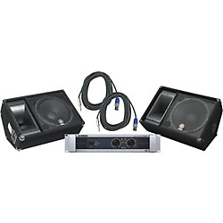 Yamaha SM15V/ P5000S Speaker & Amp Package (KIT - 584979)