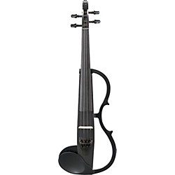 Yamaha SV-130 Series Silent Electric Violin - Instrument Only (SV-130BL)