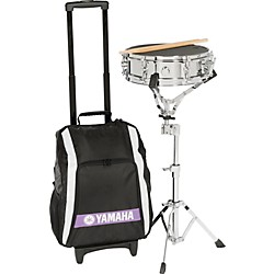 Yamaha Student Snare Drum Kit with Backpack and Rolling Cart (SK-275R-KIT)
