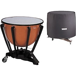 "Yamaha TP-4229 Standard Series 29"" Pedal Timpani with Cover (KIT770975)"