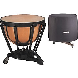 "Yamaha TP-6229 Intermediate Series 29"" Copper Pedal Timpani with Cover (KIT770987)"