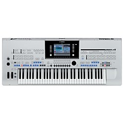 Yamaha Tyros 4 Arranger Workstation Keyboard (RTYROS410A)