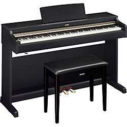 Yamaha YDP-162 88-Key Arius Digital Piano with Bench (YDP162B)