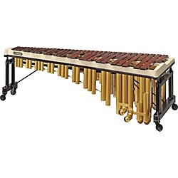Yamaha YM6100C 5 Octave Keiko ABE Grand Marimba with Cover (KIT888925)