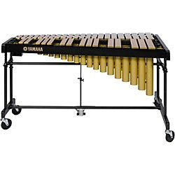Yamaha YV-2700GC 3 Octave Intermediate Vibraphone, Gold With Cover (KIT873283)