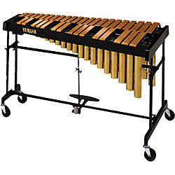 Yamaha YVRD-2700GC Gold Intermediate Vibraphone With Multi-Frame II Stand and Cover 582355 (KIT873284)
