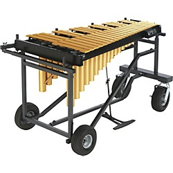 Yamaha YVT-2700GC Intermediate Tough-Terrain Frame Vibraphone w/Cover (KIT873288)