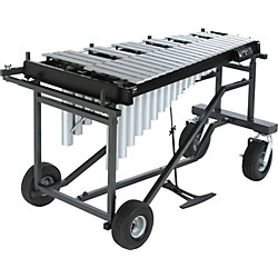 Yamaha YVT2700C Intermediate Vibraphone w/Tough-Terrain Frame & Cover (KIT787543)