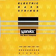 Warwick Yellow Label Nickel Medium 5-String Bass Strings