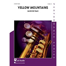 De Haske Music Yellow Mountains Concert Band Composed by Jan de Haan