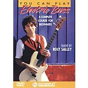 Homespun You Can Play Electric Bass (DVD)