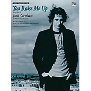 Alfred You Raise Me Up Sheet Music