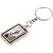 "Fender ""You Won't Part with Yours Either"" Surfer Key Chain"