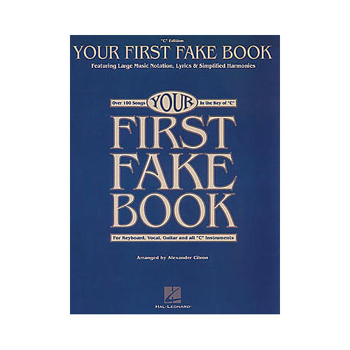 Hal Leonard Your First Fake Book-thumbnail