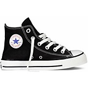 Converse Youth Chuck Taylor All Star Hi Top Black