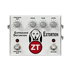 ZT Extortion Expressive Distortion Pedal (PEX1)