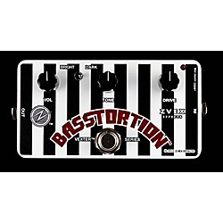 ZVex Basstortion Bass Distortion Pedal (VBT)