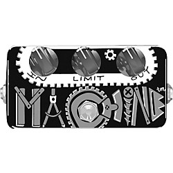 ZVex Hand-Painted Machine Fuzz Guitar Effects Pedal (MA-PAINTED)