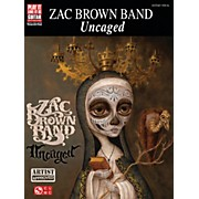 Cherry Lane Zac Brown Band  Uncaged Guitar Tab Songbook