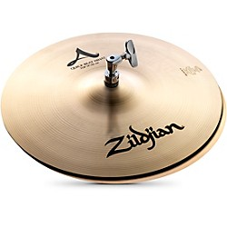 Zildjian A Series Quick Beat Hi-Hat Pair (A0150)