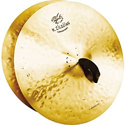 Zildjian K Constantinople Medium Light Pair (K1000)