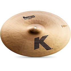 Zildjian K Dark Medium-Thin Crash Cymbal (K0914)