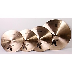 Zildjian K Series 390 Cymbal Pack (USED005003 K390)