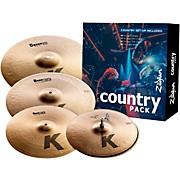 Zildjian Zildjian K Series Cymbal Pack Country