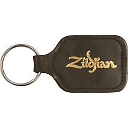 Zildjian Leather Key Ring (T3901)