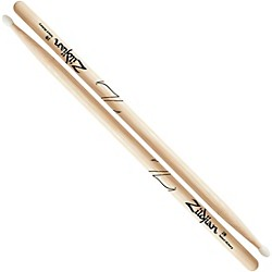 Zildjian Natural Hickory Drumsticks (2BNN)